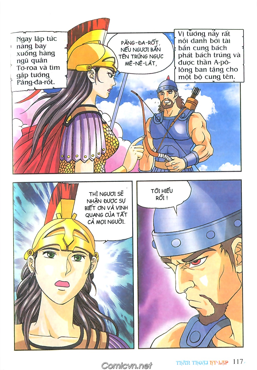 Thần Thoại Hy Lạp Màu - Chapter 59: Phá vỡ định ước - Pic 8