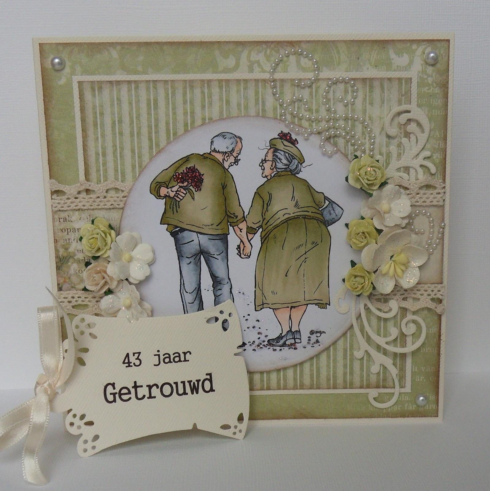 43 jaar getrouwd 43 Jaar Gehuwd   ARCHIDEV 43 jaar getrouwd