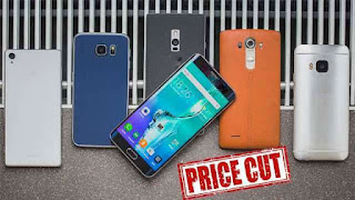 Recently Mobile Price Drop 2017 List in India