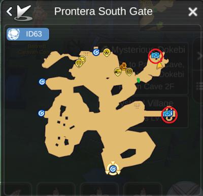 All Scenery Photo Map Prontera South Gate di Ragnarok M: Eternal Love