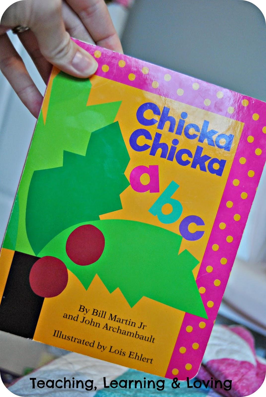 Chicka Chicka Boom Boom Crafts For Preschool
