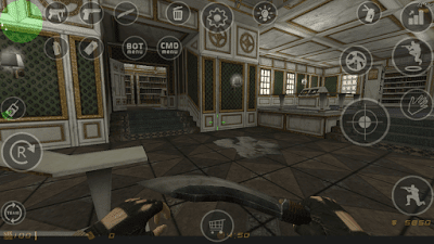 Tampilan Game CSPB Android