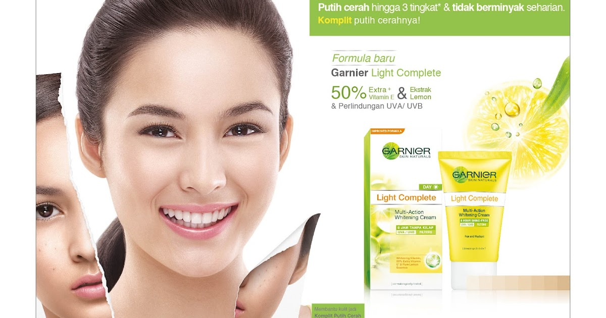 Enlightening Your Skin Wtih Garnier Light Complete Jean Milka