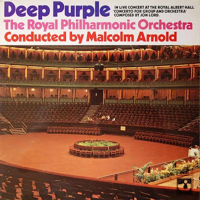Portada de Concerto For Group And Orchestra de Deep Purple