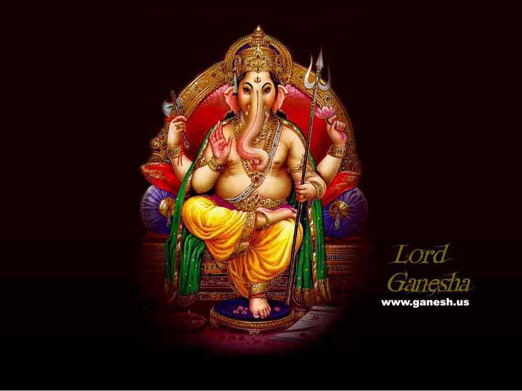 Ganesha: All About Wallpapers, Paintings, Idols: Lord Ganesha