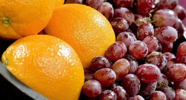 Khasiat Jeruk Dan Anggur