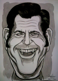 Live Caricature Drawing Celebrities Caricature