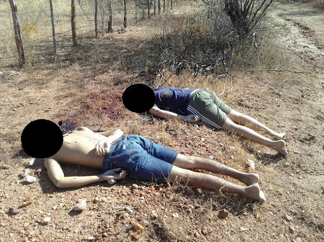 Bando armado invade cadeia pública, sequestra e fuzila bandidos suspeitos de morte de PMS, em Jaguaretama.
