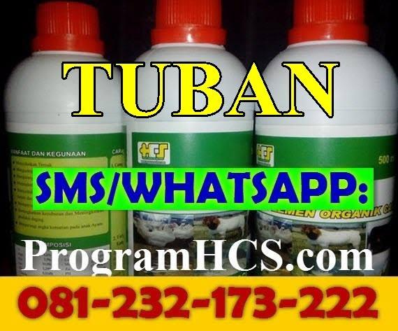 Jual SOC HCS Tuban