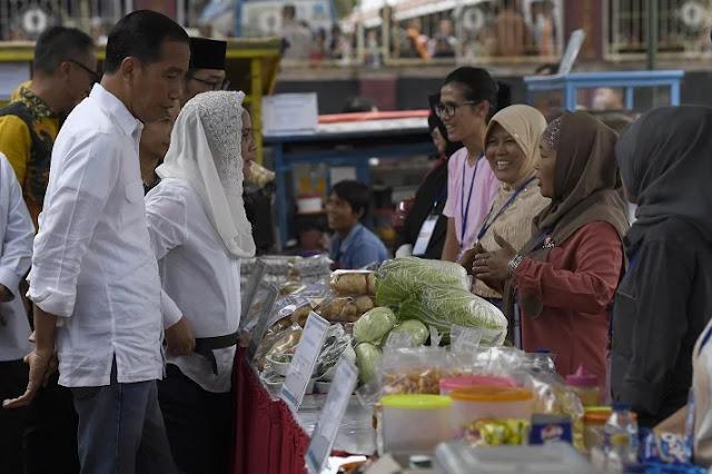 Dana yang Dipakai Jokowi Borong Sabun 2 Miliar Dipertanyakan