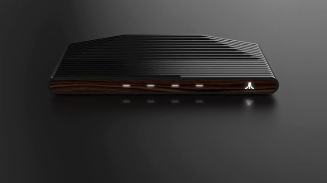 New data on the Ataribox: AMD chip, Linux system and compatibility with PC games