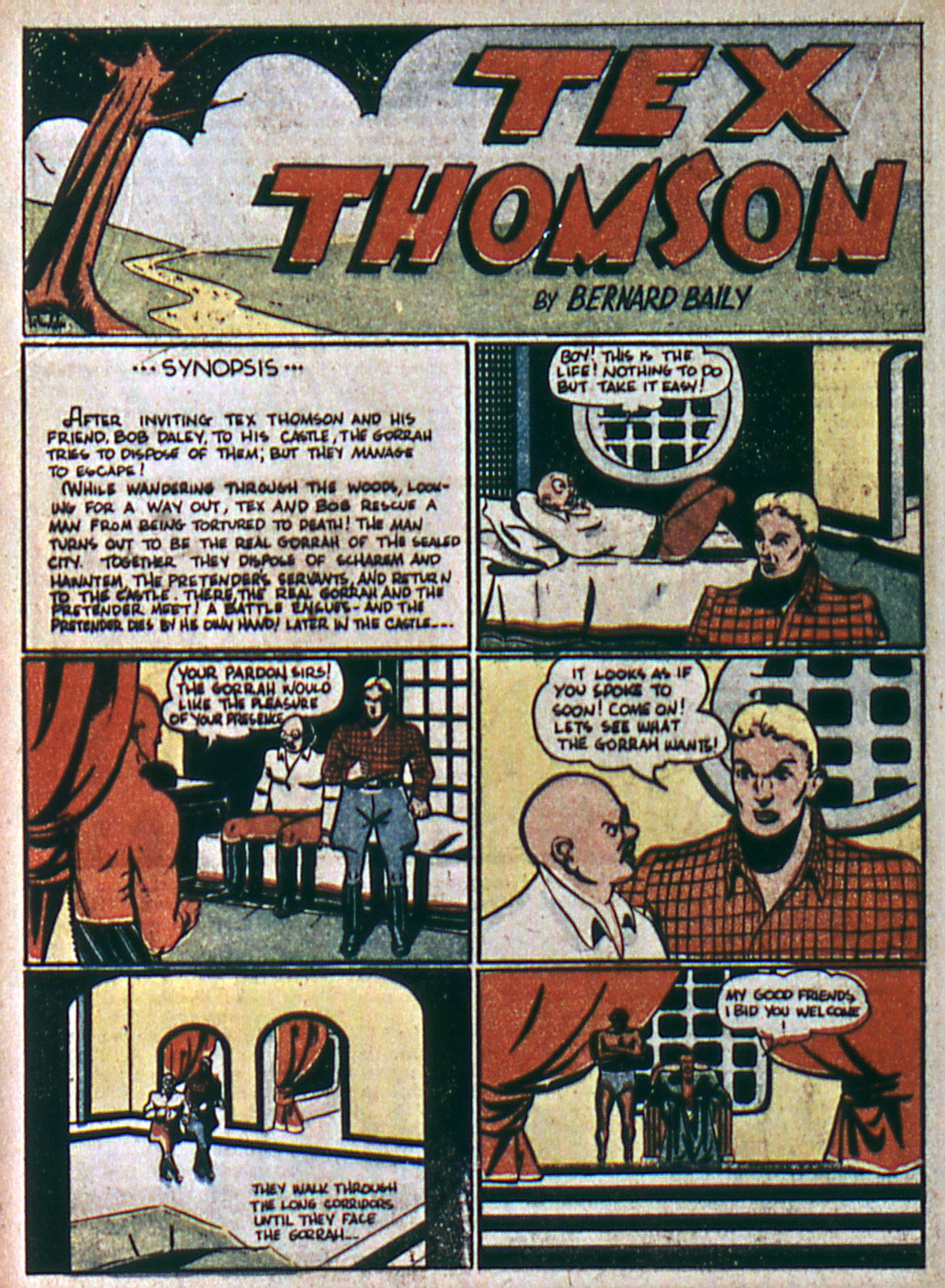 Read online Action Comics (1938) comic -  Issue #4 - 37