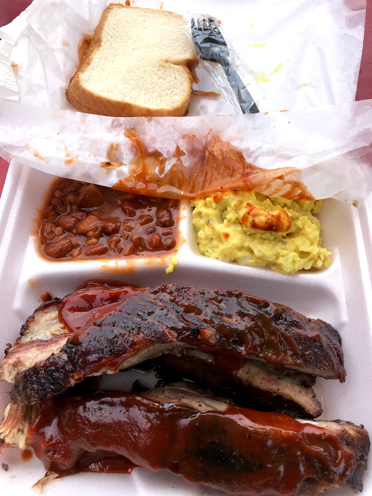 Image: Best BarBQue In The City