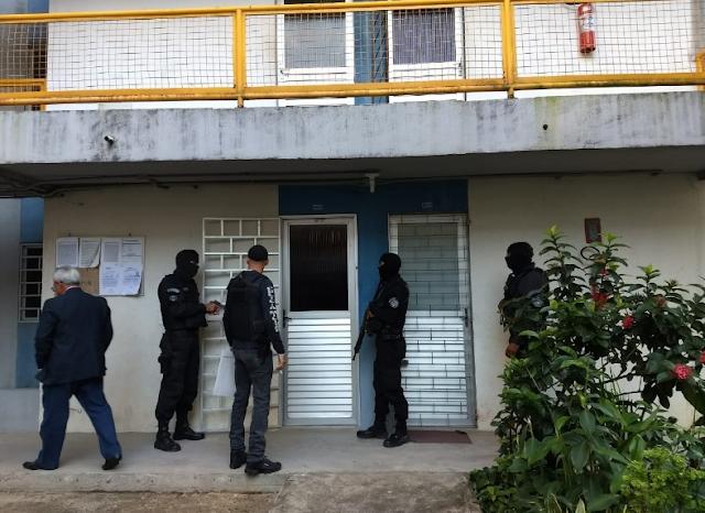 Em Pão de Açúcar, Gaeco cumpre 14 mandados de busca e apreensão contra pessoas e empresas acusadas de fraudar licitação no município