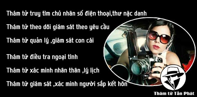 Thám tử huyện gia lâm Hà Nội