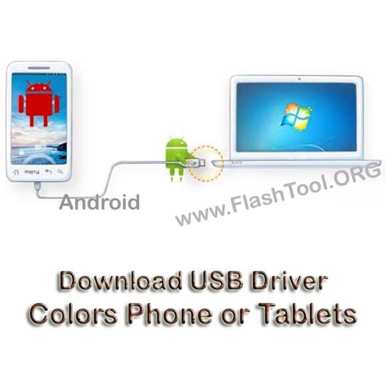 Download Colors USB Driver