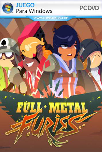 Full Metal Furies PC Full Español