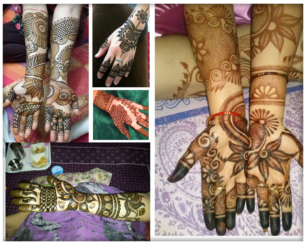 Jain Mehndi Designs