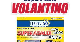 Euronics Bronte Volantino Offerte Volantinopromo