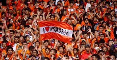 Fans Persija Puas Macan Kemayoran Masuk 4 Besar Liga 1