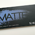 Karity Matte Eyeshadow Palette | Swatches & Look