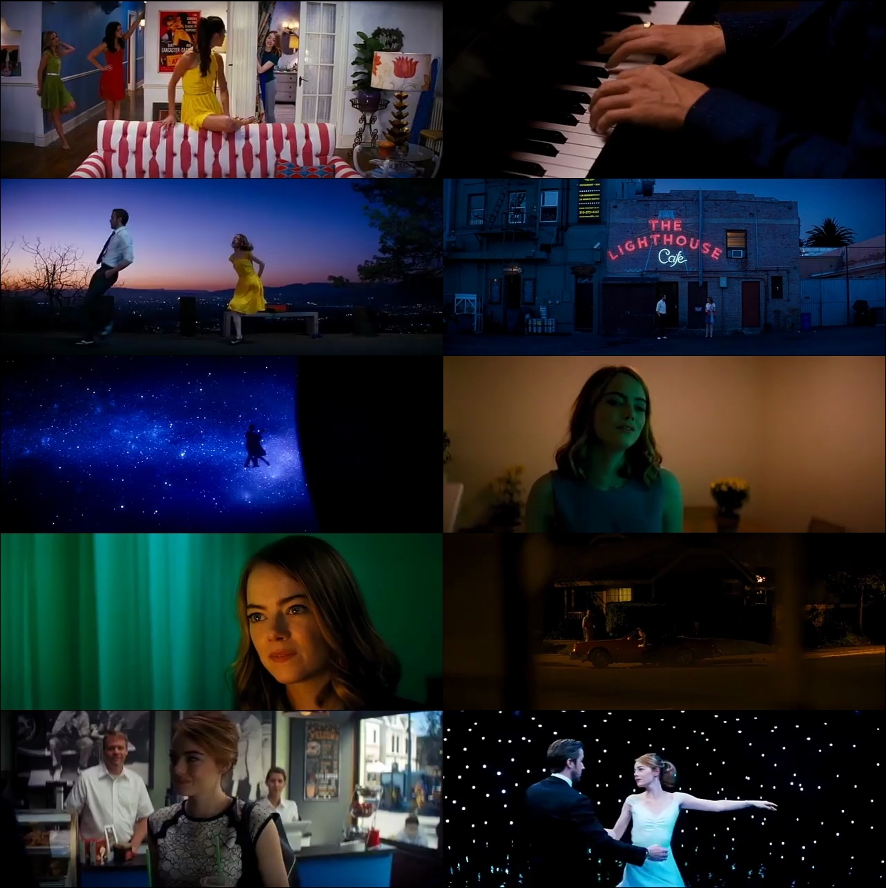 La La Land Screenshot