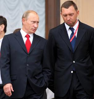 Putin Oleg Deripaska