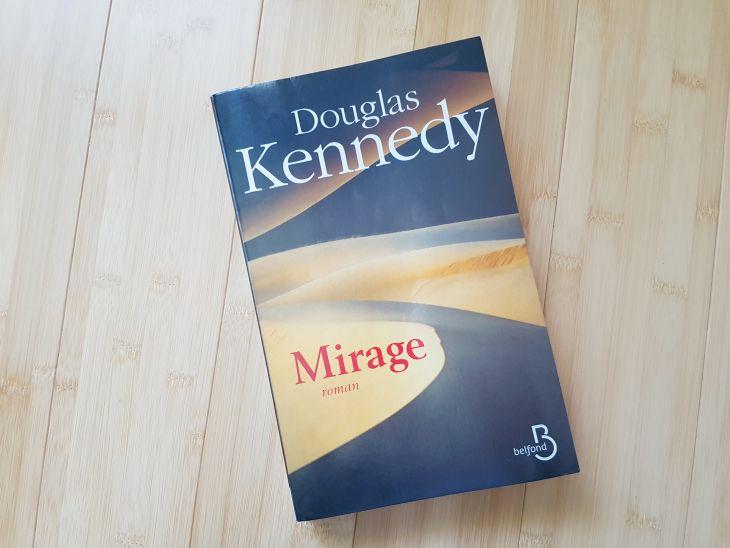 livre mirage de douglas kennedy