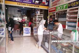 Lowongan Kerja Padang: CV. Luthfi Computer September 2018
