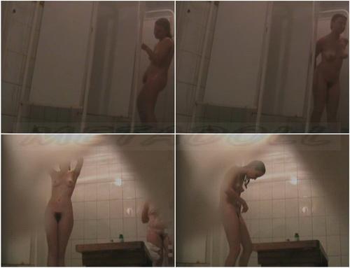 Showerroom 061-120 (Hidden camera in college girl's shower room)