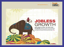 jobless growth The prospect of a jobless growth economy has ramifications for everyone an economy that is growing without showing concomitant growth in the number of jobs challenges investors, employees.