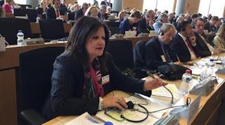 ΧΑΡΑ ΚΑΦΑΝΤΑΡΗ: Ναι στην ΚΟΙΝΗ ΑΓΡΟΤΙΚΗ ΠΟΛΙΤΙΚΗ, όχι στη μείωση της χρηματοδότησης της ΚΑΠ