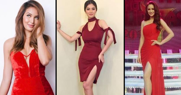 Learn From The Experts: How To Maximize The Sexiness Of Your Red Dress