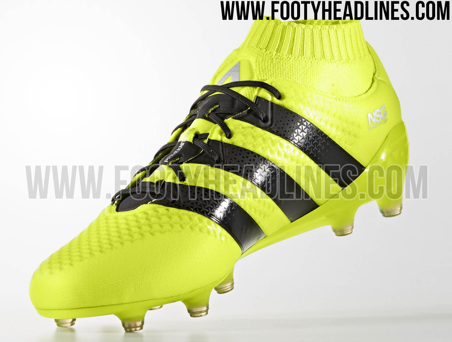 adidas ace solar yellow