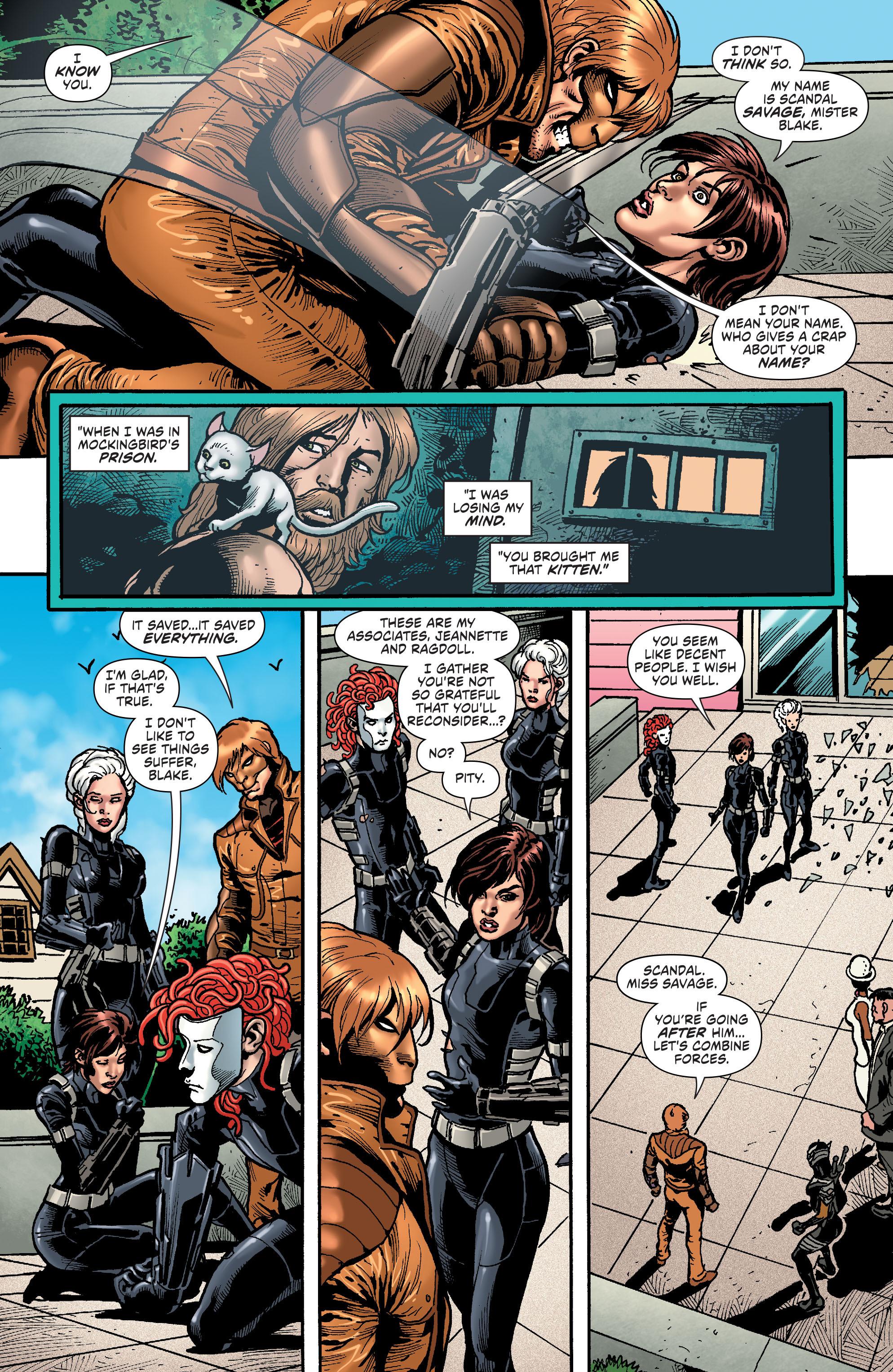 Read online Secret Six (2015) comic -  Issue #4 - 22