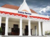 PT Kimia Farma (Persero) Tbk - Recruitment For Pharmaceutical Export Advisor Kimia Farma October - November 2016