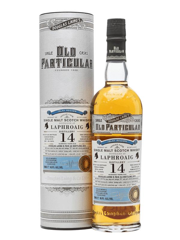 Douglas Laing Old Particular Laphroaig 14yo