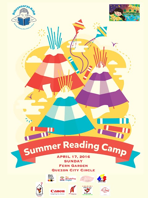 3rd Summer Reading Camp 2016