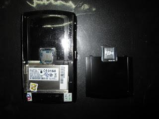 Hape Jadul Blackberry Huron 8830 Seken Mulus Kolektor Item