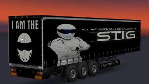 The Stig Profiliner trailer skin