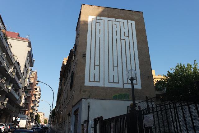 torpignattara, graff, street art, graffiti, Roma, Vlog, Roadtrip, voyage, Romain, Italie, vacance, blog,