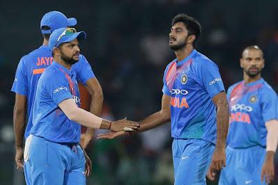 Vijay Shankar could be India's 2nd choise All- rounder