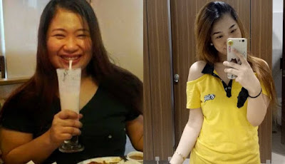 Dari cewek gemuk menjadi seksi