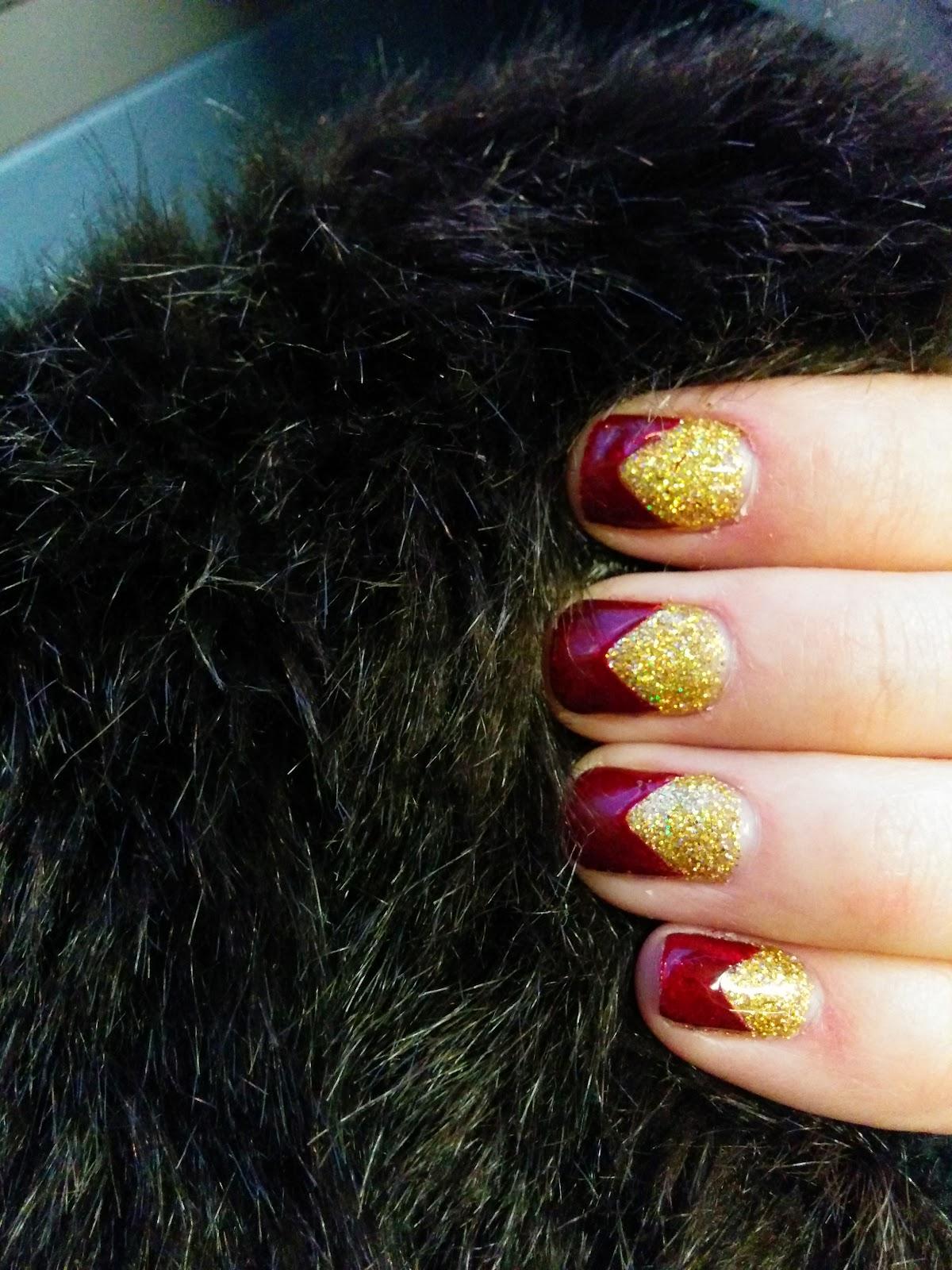 How to do gel nails at home   Lauren Loves Blog