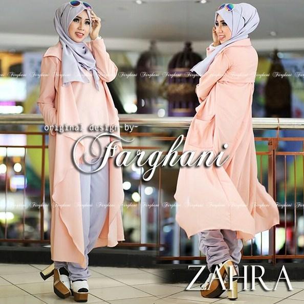 Trend Fashion Anak Muda 2016  Kumpulan Baju Muslim Casual Gaul ... 72272e906a