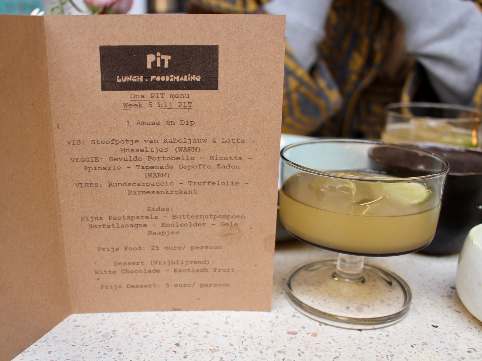 Pit pop-up restaurant | Fabrieck Sint-Niklaas