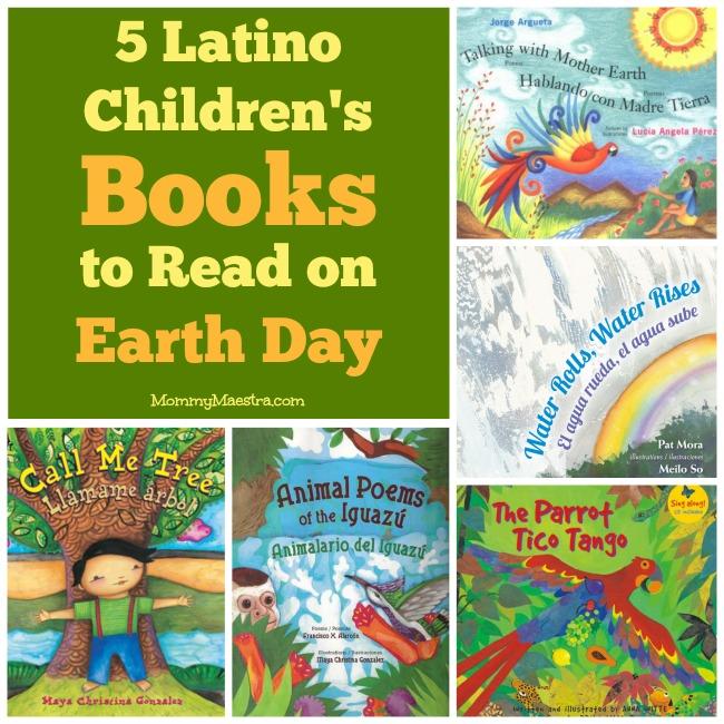 Mommy Maestra: 5 Latino Children's Books to Celebrate # ...