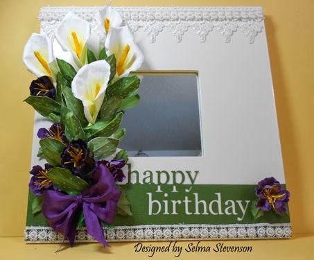 Selma\'s Stamping Corner and Floral Designs: Susan\'s Garden Calla ...