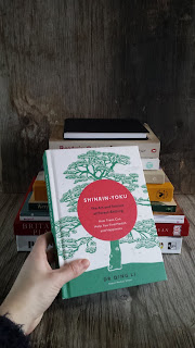Alice Draws The Line: Books that inspire me Forest Bathing