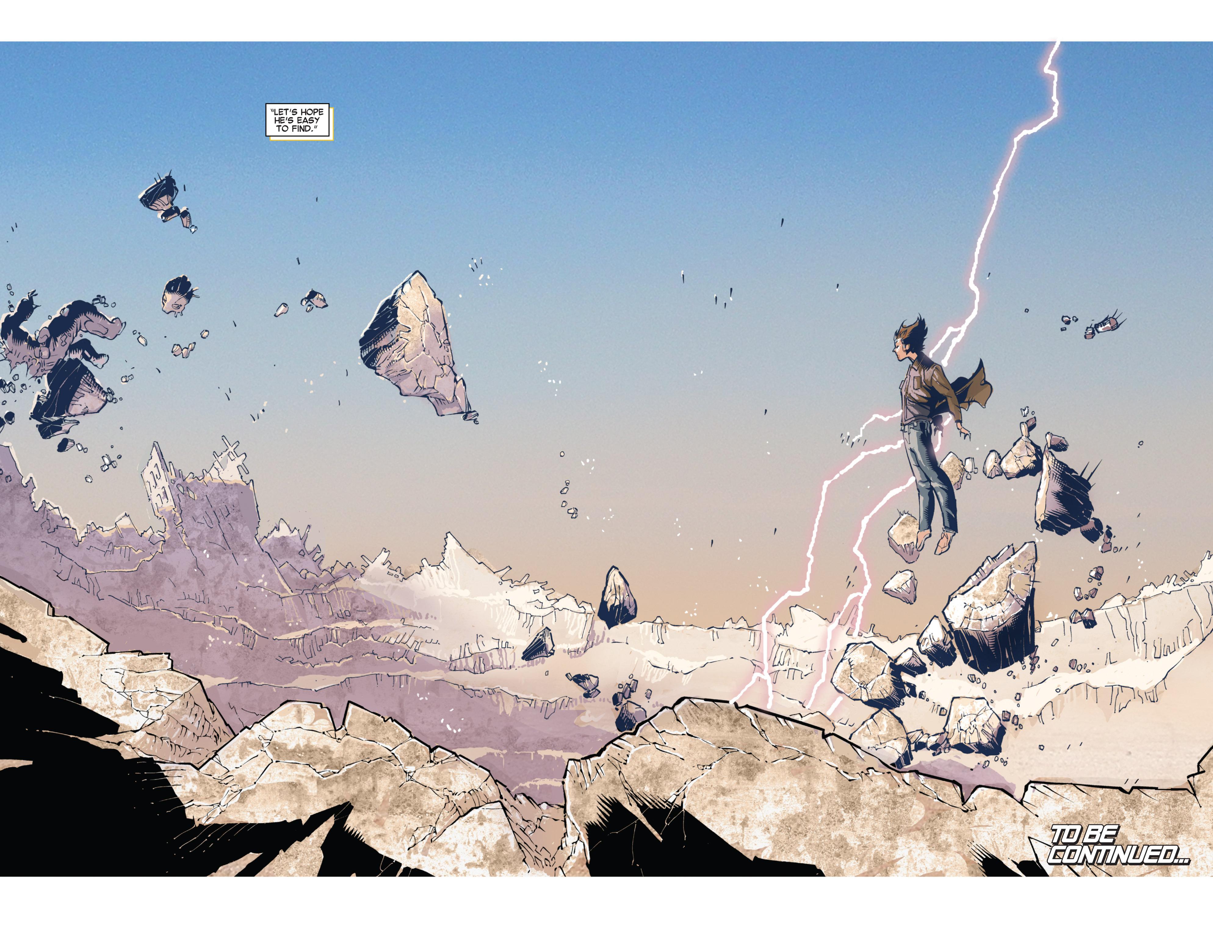 Read online Uncanny X-Men (2013) comic -  Issue #25 - 27